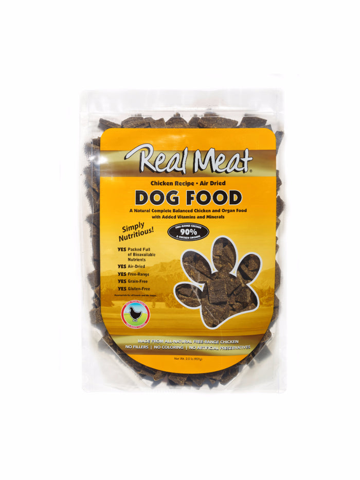 The Real Meat Company Chicken Recipe Dog Food