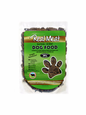 Real Meat Company Beef Dog Food