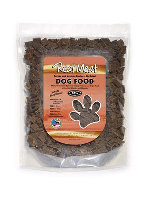 The Real Meat Company Turkey and Venison Dog Food