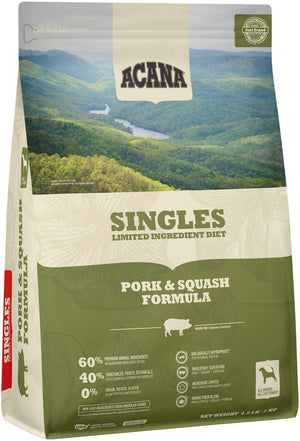 Acana Pork & Squash Grain Free Dog Food