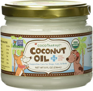 CocoTherapy Organic Coconut Oil