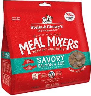 Stella & Chewy's Salmon & Cod Meal Mixers Dog Food