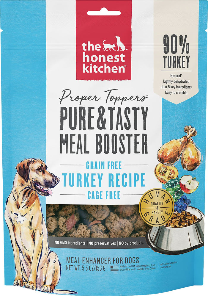 The Honest Kitchen Proper Topper Turkey