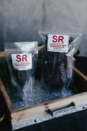 Soul'y Raw Air-Dried Beef Sirloin Treats
