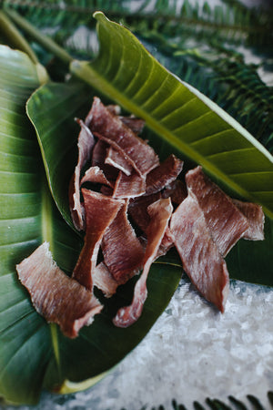 Soul'y Raw Pork Tenderloin Strips