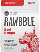 Rawbble Freeze Dried Beef Recipe