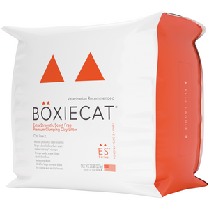Boxie Cat Extra Strength Scent Free Litter