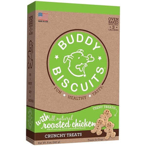 Cloud Star Itty Bitty Buddy Biscuits Chicken Treats