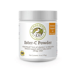 Wholistic Ester-C 6oz