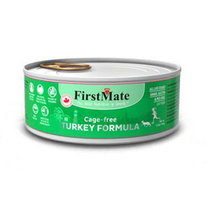 First Mate Limited Ingredient Canned Turkey Cat Food 5.5oz