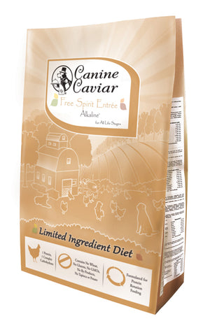 Canine Caviar Free Spirit Dog Food (Chicken & Millet)