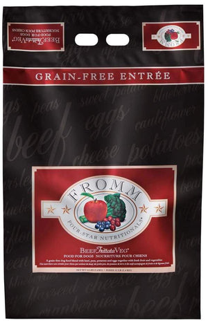 Fromm Beef Frittata Grain Free Dog Food