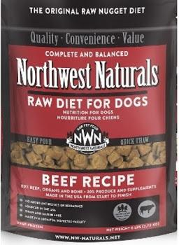 Northwest Naturals Frozen Beef Recipe -ONLY FOR CURBSIDE OR LOCAL DELIVERY-