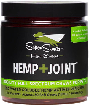 Super Snout Hemp Joint Chews