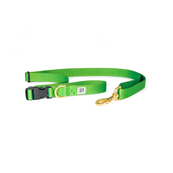 Dog + Bone Adjustable Leash Greenery