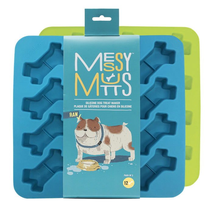 Messy Mutts Silicone Bone Molds