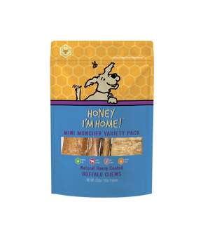 Honey I'm Home Mini Muncher Variety Pack