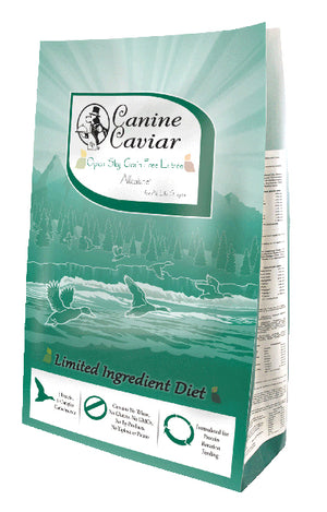 Canine Caviar Open Sky Dog Food (Duck & Chickpea)