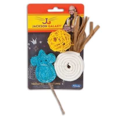 Natural Playtime (3 pack)- Blue