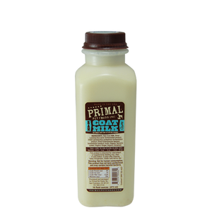 Primal Goat Milk FOR CURBSIDE AND LOCAL DELIVERY ONLY