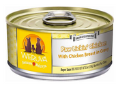 Weruva Paw Lickin' Chicken in Gravy Grain-Free Canned Dog Food 5.5oz