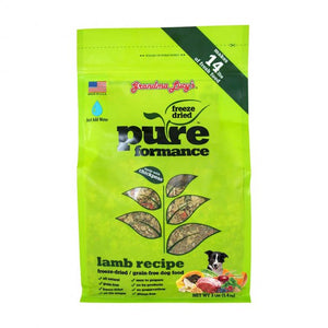 Grandma Lucy's Pureformance Lamb Formula Dog Food