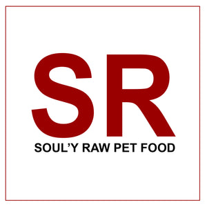 Soul'y Raw Dehydrated Chicken Feet