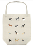 PETSHOP HAPPY BREEDS CANVAS TOTE