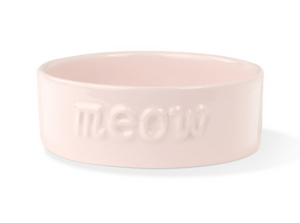 PET SHOP MEOW BLUSH PET BOWL