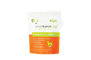 Smallbatch Frozen Chicken Batch Dog Food - CURBSIDE or LOCAL DELIVERY ONLY