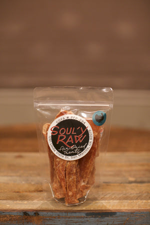 Soul'y Raw Air-Dried Turkey Breast Treats