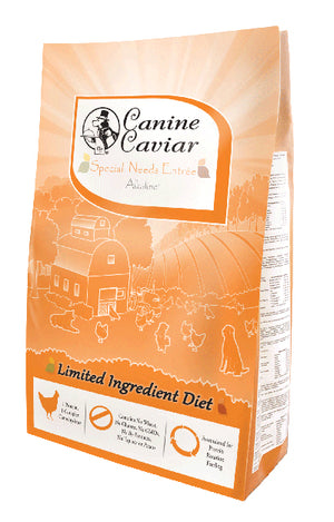 Canine Caviar Special Needs Chicken & Brown Rice Dog Food