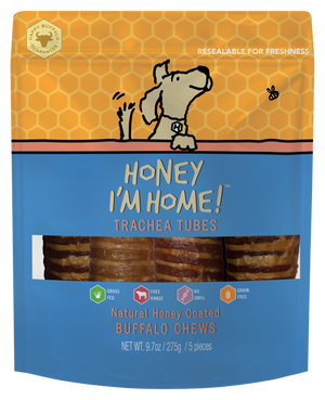 Honey I'm Home Trachea Tubes 9.7oz