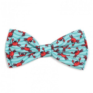 Worthy Dog Crab Bow Tie
