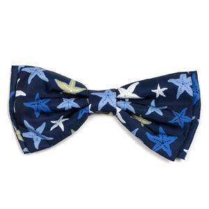 Worthy Dog Starfish Bow Tie