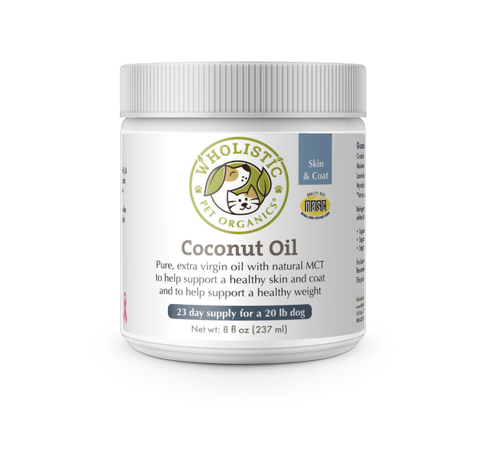 Wholistic Coconut Oil