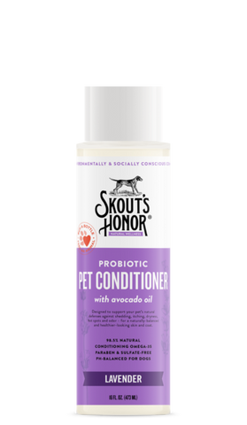 Skout's Honor Probiotic Conditioner Lavender