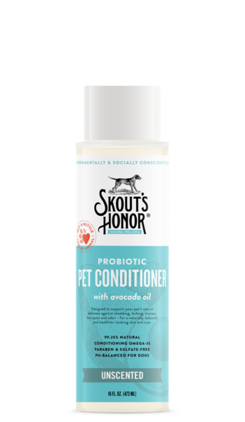 Skout's Honor Probiotic Conditioner Unscented