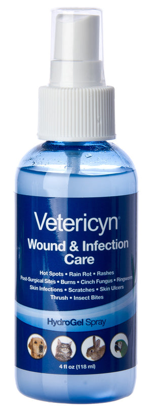 Vetericyn Wound & Infection Care Spray