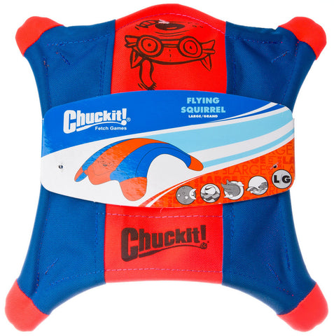 Chuckit! Flying Squirrel Dog Fetch Toy