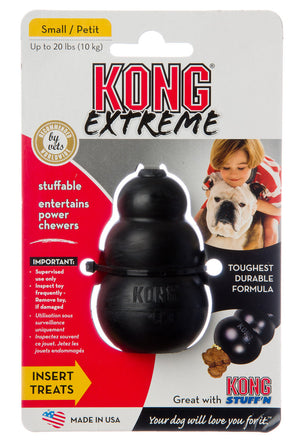 Kong Extreme Dog Chew Toy for Tough Chewers