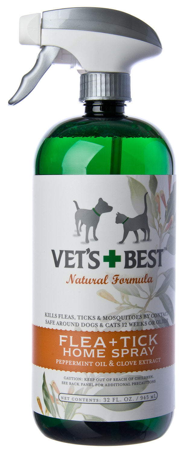Vet's Best Natural Flea + Tick Home Spray
