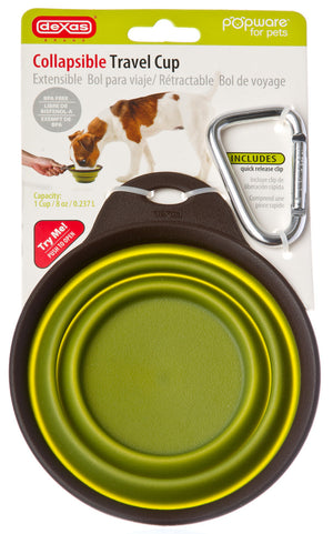 Dexas Collapsable Travel Bowl for Dogs