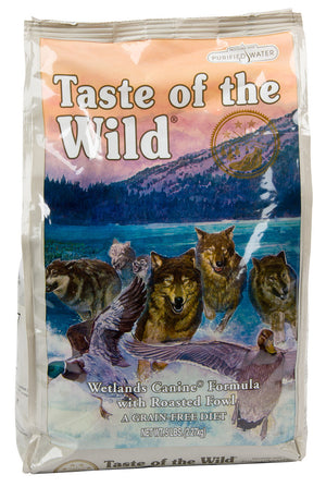 Taste of The Wild Wetlands Wild Fowl Dry Dog Food