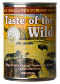 Taste of The Wild High Prairie Venison and Bison Formula Canned Dog Food