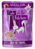 Weruva Love Me Tender Chicken and Duck Cat Food Pouch
