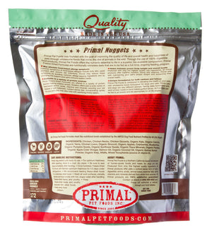 Primal Freeze Dried Chicken Formula Dog Food