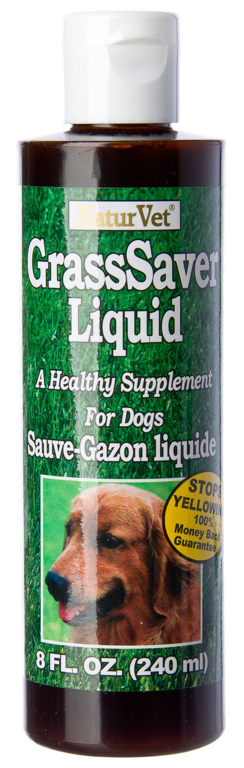 NaturVet Grass Saver Liquid Lawn Care for Dogs