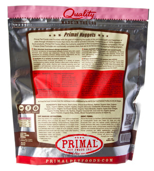 Primal Freeze Dried Beef & Salmon Cat Food