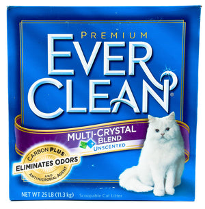 Ever Clean Multi-Crystal Blend Cat Litter